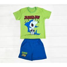 "Комплект футболка +шорти ""Нептун"""